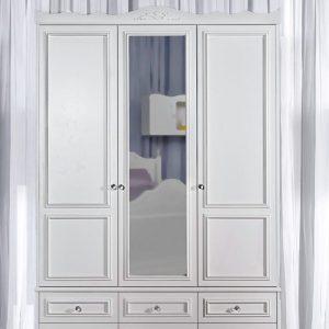 ארון דגם פרובנס עם מראה