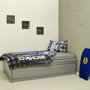 מיטת ילדים דגם במה