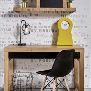 שולחן כתיבה וכוורת דגם ניב