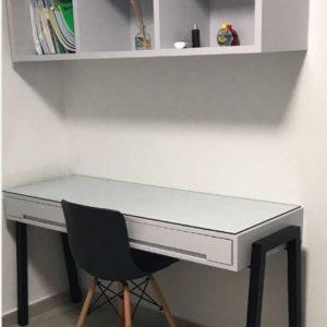 שולחן כתיבה וכוורת דגם בטון 2